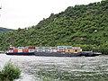 Anroma (ship, 1999) & Anroma II (ship, 1999) & RES IV (ship, 2007) on the Rhine pic1.JPG