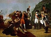 Antoine-Jean Gros - Capitulation de Madrid, le 4 décembre 1808