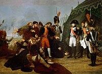 Antoine-Jean Gros - Capitulation de Madrid, le 4 décembre 1808.jpg
