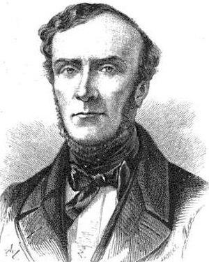 Antoine Sénard - Portrait from Victor Duruy, Histoire populaire contemporaine de la France (1865)