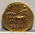 Antonino pio, aureo per marco aurelio cesare, 140-161 ca., 09.JPG