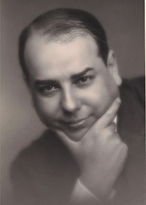 António Ferro - Antonio Ferro (early 1930s?)