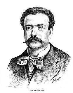 Spanish actor and writer (1840-1902)