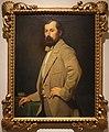 Antonio ciseri, ritratto di luigi majoli, 1856.jpg