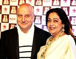 Anupam Kher and Kirron Kher.jpg