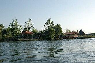 Anzali Lagoon - Anzali Lagoon