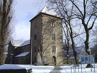 St. Georg, Aplerbeck Church in North Rhine-Westphalia, Germany