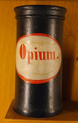 meaning of opium