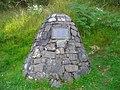 Appin Murder Cairn - geograph.org.uk - 1651457.jpg