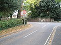 Approaching the junction of Sparkford Road and St James Lane - geograph.org.uk - 1549769.jpg