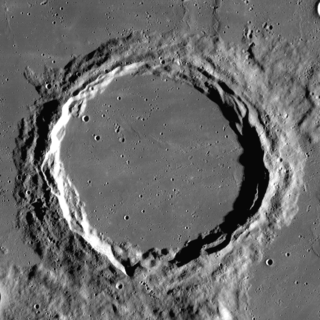 Archimedes (crater)