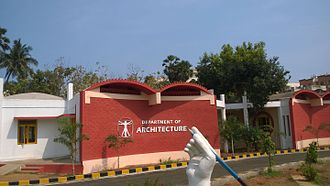 Andhra University College of Engineering - Department of Architecture at AUCE