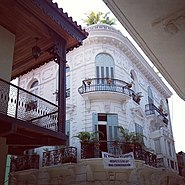Architecture in Panama City