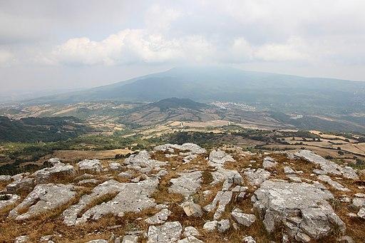 Arcidosso, Monte Labbro, Panorama