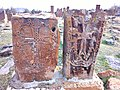 Arinj khachkar, old graveyard (42).jpg