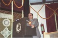 Arjun Singh Addressing - Inaugural Function - National Science Centre - New Delhi 1992-01-09 256.tif