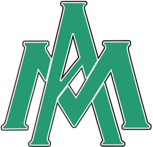 Arkansas–Monticello Boll Weevils and Cotton Blossoms - Image: Arkansas–Monticello Athletics logo