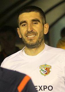 Armend Dallku Serbia and Montenegro/Albanian footballer