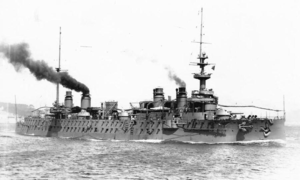 Armoured cruiser Gloire