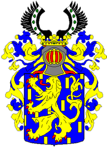 Coat of arms of the House of Nassau