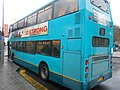 Arriva Kent & Surrey GN04UFJ (rear), Chatham Bus Station, 15 January 2018.jpg