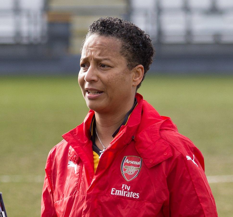 Arsenal LFC v Kelly Smith All-Stars XI (076) (cropped)