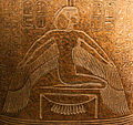 Art in the Egyptian section (8437683790).jpg