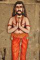 Arunagirinathar Statue at Venjamakoodalur Temple, near Karur..JPG
