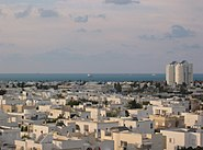Ashdod 2005, rooftop view p2