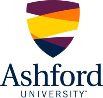 Ashford University - AU logo