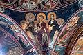 Asinou - Kirche Narthex 5 Apostel.jpg