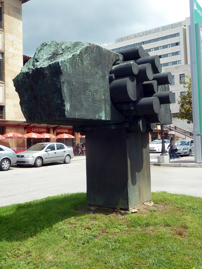 Asturias (sculpture)