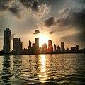 Atardecer Bahia de Cartagena.jpg