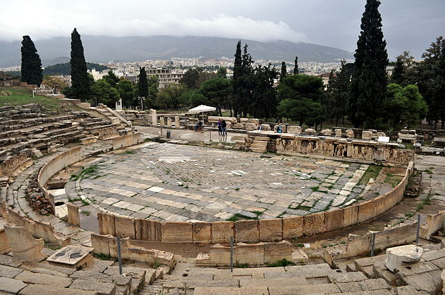 Theatre of Dionysus_4