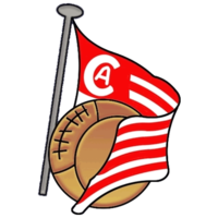 1913 flag Athletic Club crest 1913.png