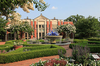 Atlanta Botanical Garden - Atlanta Botanical Garden welcome center