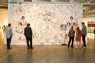 Arts in Atlanta - An exhibit at the Atlanta Contemporary Art Center