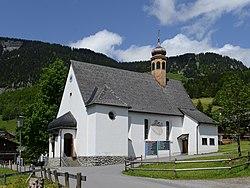 Au Kuratiekirche Hl. Josef, Böhringer.JPG
