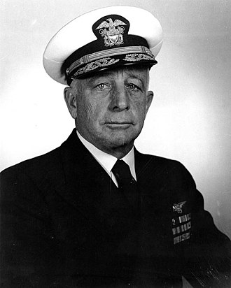 Aubrey Fitch - VADM Aubrey W. Fitch, USN (March 18, 1946)