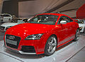 Audi TTRS HDR at Toronto Auto Show 2011.jpg