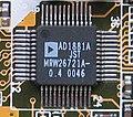 Audio Codec DA Converter AD1881A IMG 0985.JPG