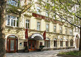 Boutique Hotel Wien