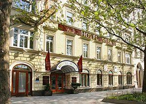 Austria Classic Hotel Wien - Image: Austria Classic Hotel Wien