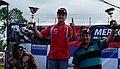 Autódromo Víctor Borrat Fabini de El Pinar - 2011 Mercosur Superbikes Cup - 250cc podium.jpg