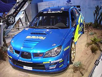 Subaru - Subaru Impreza WRC