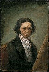 Autoportret (Goya, 1795)