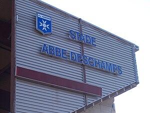Stade de l'Abbé-Deschamps - Image: Auxerre Stade Abbé Deschamps (31)