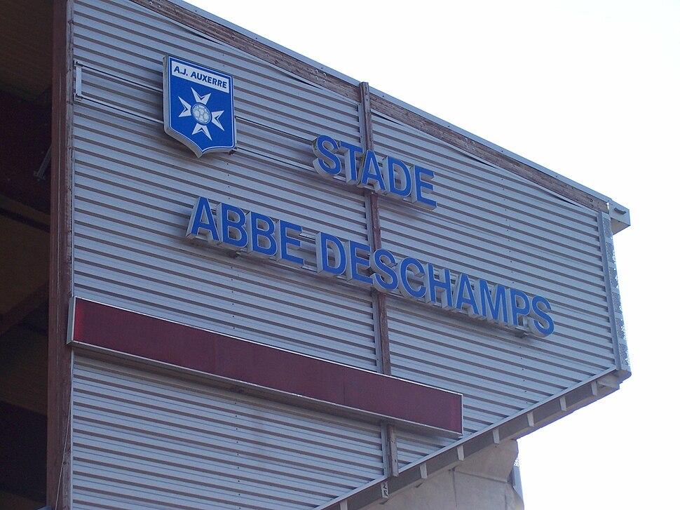 Auxerre - Stade Abbé-Deschamps (31)