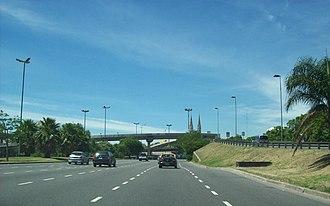 Constitución, Buenos Aires - Ninth of July Expressway