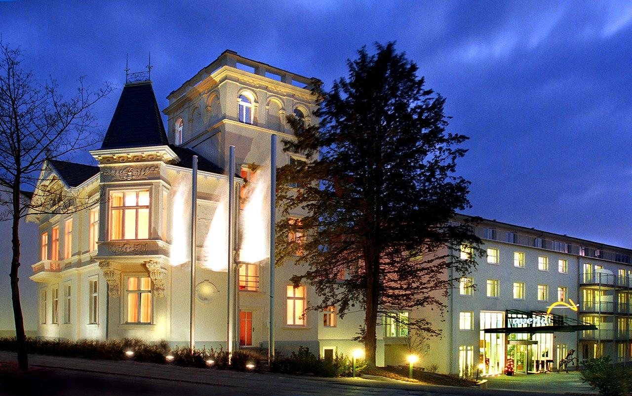 Avendi Hotel Bad Honnef Wellneb